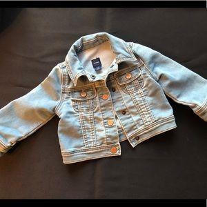 Gap Baby Jean Jacket